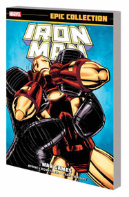 Iron Man Epic Collection TPB War Games -- Avengers -- DEC130790