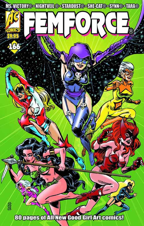 Femforce #166 -- DEC130801