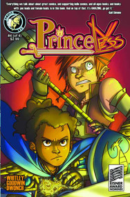 Princeless Encore Edition #4 (of 4) -- DEC130807