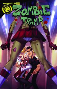 Zombie Tramp Vol 2 #3 (of 4) Main Covers (Mature Readers) -- DEC130809