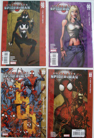 Ultimate Spider-Man 98, 99, 100, 101, 102, 103, 104 Bendis Bagley -- COMIC00000016-001