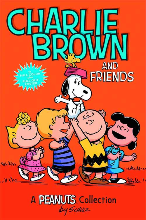 Charlie Brown & Friends TPB -- DEC130821