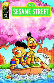 Sesame Street #2 Friendship Cover A Bert Ernie -- DEC130841