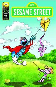 Sesame Street #2 Friendship Cover B Grover -- DEC130842