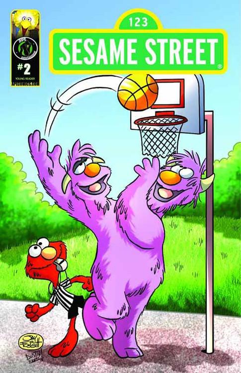 Sesame Street #2 Friendship Cover D Elmo -- DEC130844