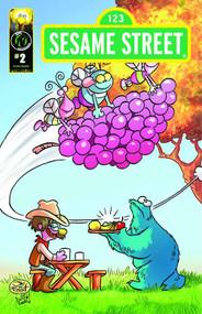 Sesame Street #2 Friendship Cover E Cookie Monster -- DEC130845
