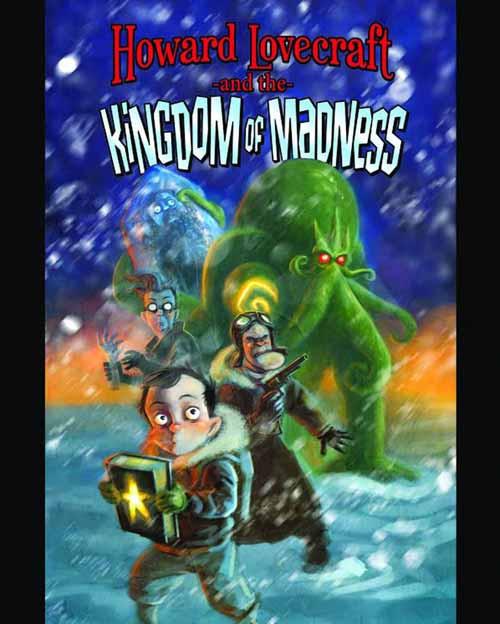 Howard Lovecraft & Kingdom Of Madness -- DEC130847