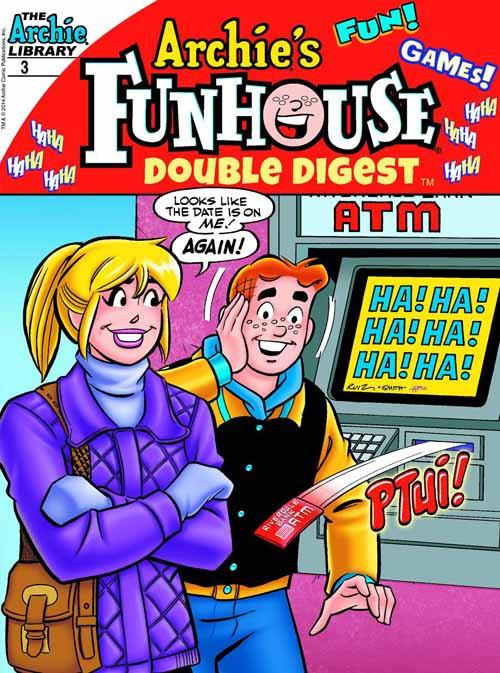 Archie Funhouse Double Digest #3 -- DEC130858