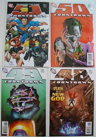 Countdown 51, 50, 49, 48, 47, 46, 45, 44, 43, 42 - 40 Superman Batman -- COMIC00000020