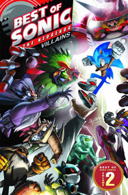 Best Of Sonic The Hedgehog TPB Vol 02 Villains -- DEC130866