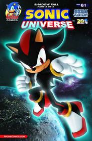 Sonic Universe #61 Sega Variant Cover -- DEC130871