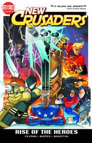 New Crusaders TPB Vol 01 Rise Of Heroes -- DEC130874