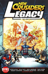 New Crusaders TPB Vol 02 Legacy Of Crusaders -- DEC130875