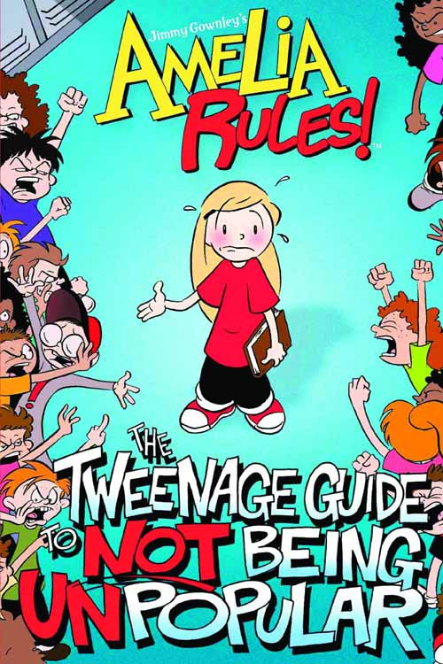 Amelia Rules S&s Edition TPB 5 Tweenage Guide To Not Being -- DEC130880