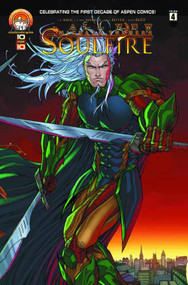 All New Soulfire #4 Direct Market Cover D -- DEC130887
