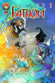All New Fathom #8 (of 8) Direct Market Cover A -- DEC130890
