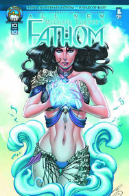 All New Fathom #8 (of 8) Direct Market Cover B -- DEC130891