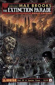 Extinction Parade #6 End Of Species Cover (Mature Readers) -- DEC130931