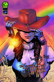 Legend Of Oz Wicked West TPB Vol 01 -- DEC130950