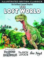Illustrated British Classics TPB Lost Worlds & Holmes -- DEC130964