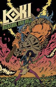 Loki Ragnarok & Roll #1 (of 4) -- DEC130966