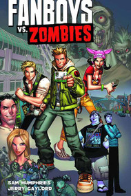 Fanboys Vs Zombies TPB Vol 01 -- DEC130969
