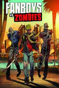 Fanboys Vs Zombies TPB Vol 02 -- DEC130970