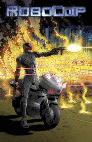 Robocop To Live And Die In Detroit One Shot -- DEC130974