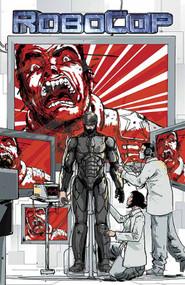Robocop Hominem Ex Machina One Shot -- DEC130975