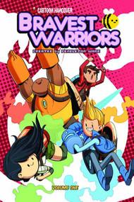 Bravest Warriors TPB Vol 01 -- DEC131010