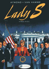 Lady S Graphic Novel GN Vol 04 Mole In DC -- DEC131022