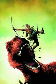 Turok Dinosaur Hunter #1 Exclusive Lee Subscription Variant -- DEC131028
