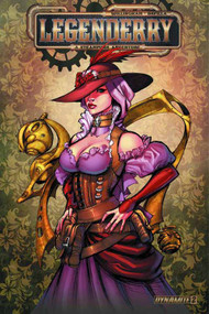 Legenderry A Steampunk Adv #2 (of 7) -- DEC131039