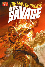 Doc Savage #3 Cassaday VIP Cover -- DEC131046