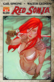 Red Sonja Dollar Book #1 -- DEC131053