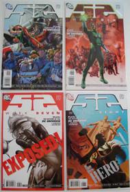 52 Week 5, 6, 7, 8 Batman Superman Wonder Woman Johns Morrison Waid -- COMIC00000028-002