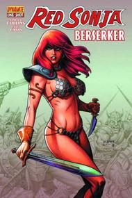 Red Sonja Berserker One Shot -- DEC131054