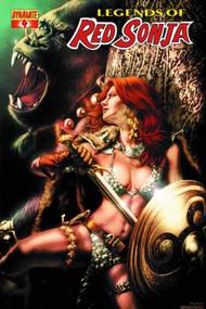 Legends Of Red Sonja #4 (of 5) -- DEC131055