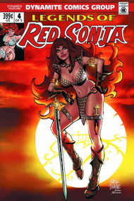 Legends Of Red Sonja #4 (of 5) Thorne Subscription Variant -- DEC131056