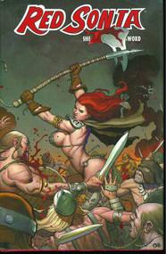 Red Sonja HC Vol 03 Rise Of Kulan Gath -- DEC131058