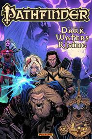 Pathfinder Dark Waters Rising Jim Zub Signed HC Vol 01 -- DEC131062