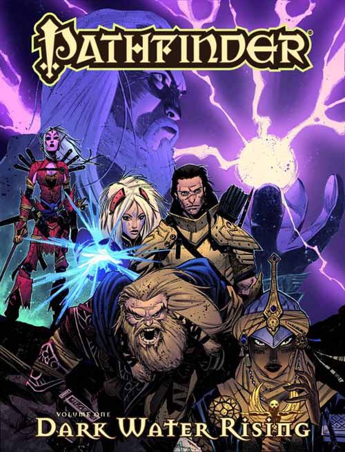 Pathfinder HC Vol 01 Dark Waters Rising -- DEC131063