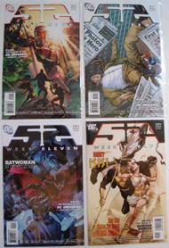 52 Week 9, 10, 11, 12 Batman Superman Wonder Woman Johns Morrison Waid -- COMIC00000028-003