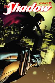 Shadow #23 Calero Subscription Cover -- DEC131066