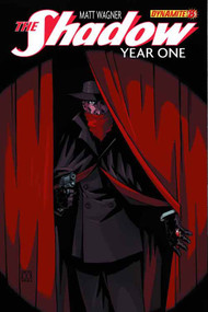 Shadow Year One #8 (of 10) Cover A Wagner -- DEC131068