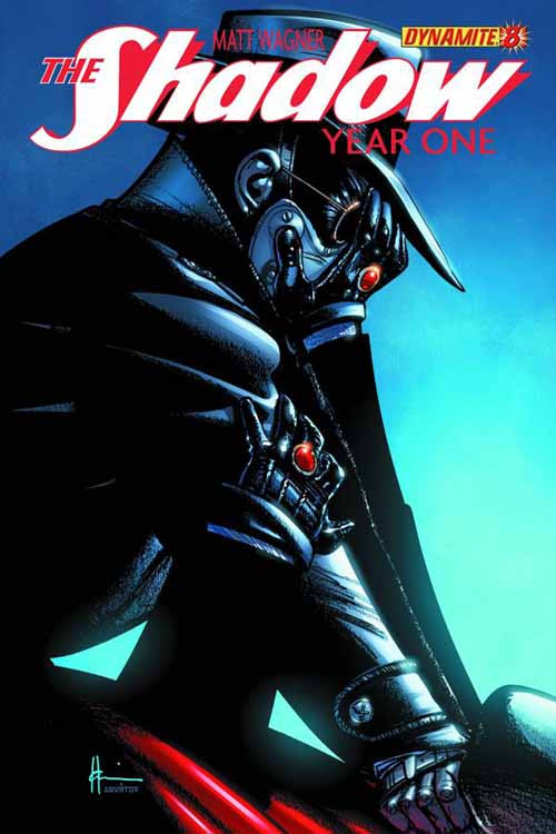 Shadow Year One #8 (of 10) Cover D Chaykin -- DEC131071