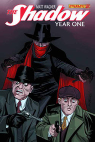 Shadow Year One #8 (of 10) Exclusive Subscription Variant -- DEC131072