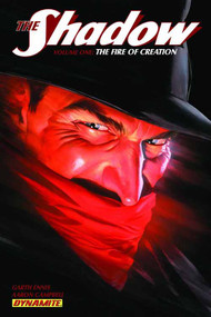 Shadow TPB Vol 01 Fire Of Creation (Mature Readers) -- DEC131075