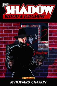 Shadow Blood & Judgment TPB (Mature Readers) -- DEC131077