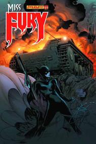 Miss Fury #11 Cover A Tan -- DEC131081
